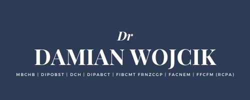 Dr Damian Wojcik
